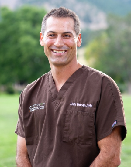 Dr. Matt Booth : AACCE Emergency Veterinarian + Practice Owner, DABVP (C/F)