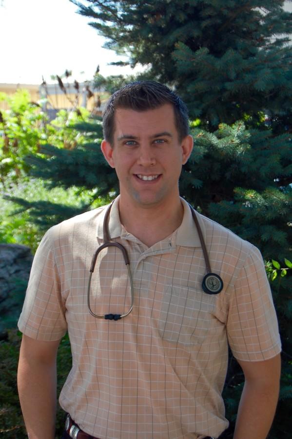 Dr. Derek Hanes : RMVC Cardiology Resident, DVM