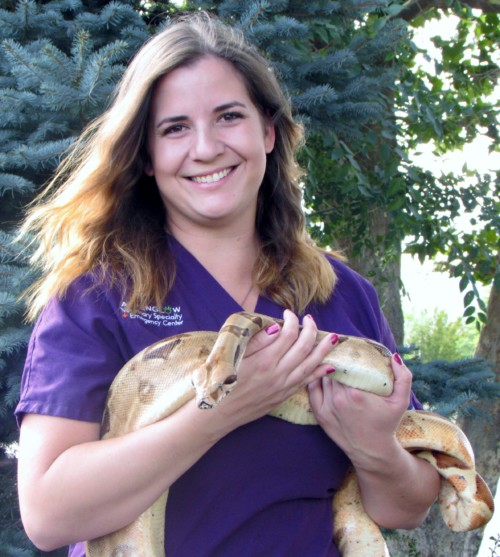 Amber Prewitt : Lead ECC Nurse, CVT