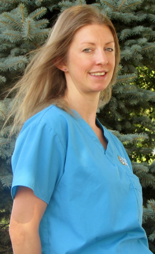 Ashley Kitzis :  Lead Surgery Nurse, CVT