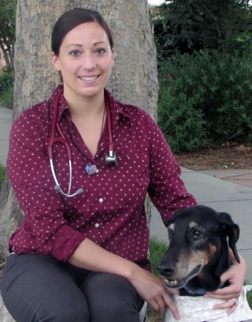 Dr. Kelly O'Connell : Rotating Intern, DVM