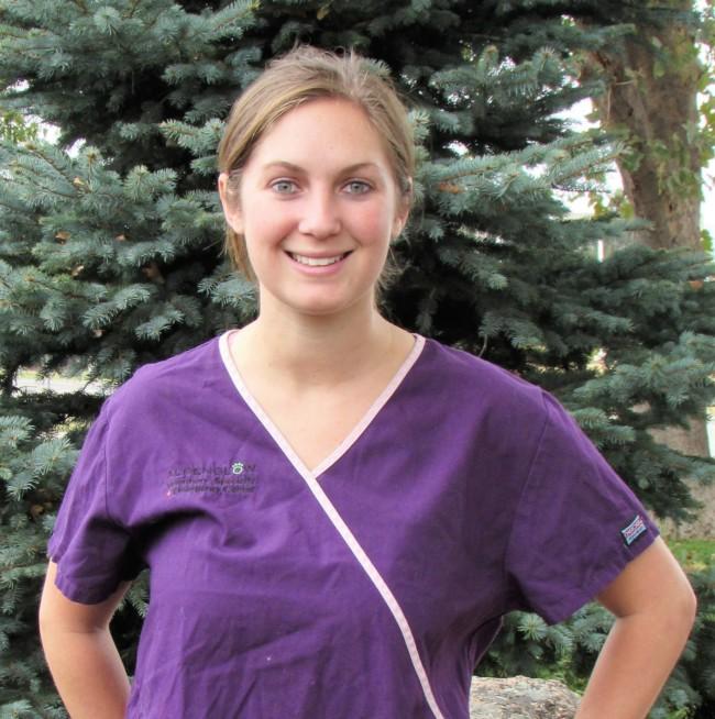 Courtney Scott : Technician Assistant